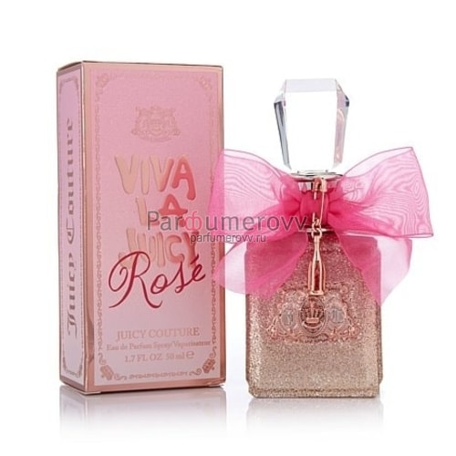 JUICY COUTURE VIVA LA JUICY ROSE edp (w) 50ml