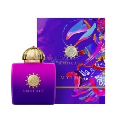 AMOUAGE MYTHS (w) 200ml b/cream