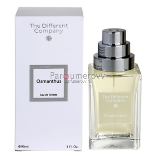THE DIFFERENT COMPANY OSMANTHUS edt (w) 100ml