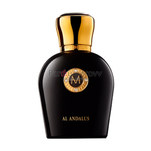 MORESQUE AL-ANDALUS edp 50ml TESTER