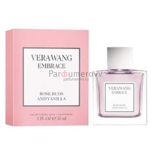 VERA WANG EMBRACE ROSE BUDS & VANILLA edt (w) 30ml