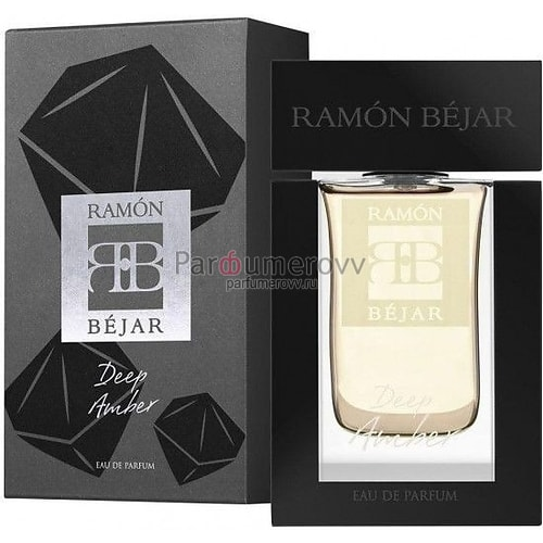 RAMON BEJAR DEEP AMBER edp 75ml