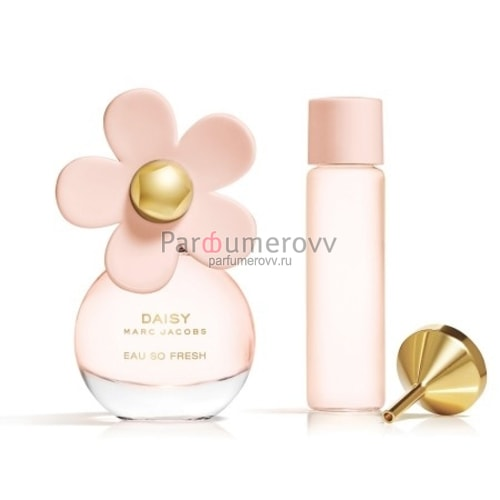 MARC JACOBS DAISY EAU SO FRESH edt (w) 20ml+15ml