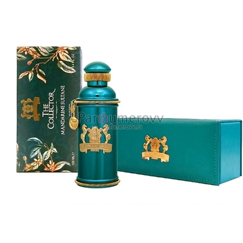 ALEXANDRE J THE COLLECTOR MANDARINE SULTANE edp 100ml
