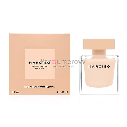 NARCISO RODRIGUEZ POUDREE edp (w) 90ml