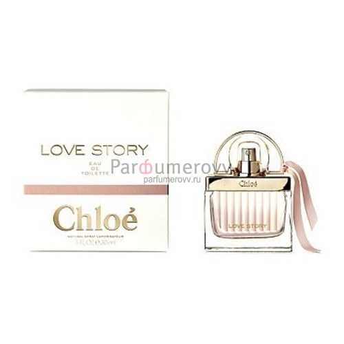 CHLOE LOVE STORY edt (w) 30ml