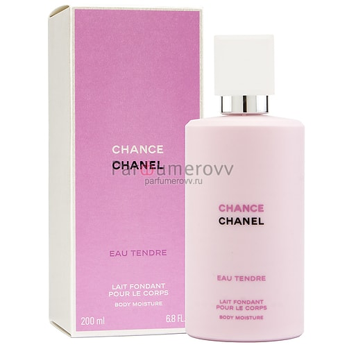 CHANEL CHANCE eau TENDRE (w) 200ml b/l