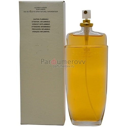 ELIZABETH ARDEN SUNFLOWERS edt (w) 100ml TESTER
