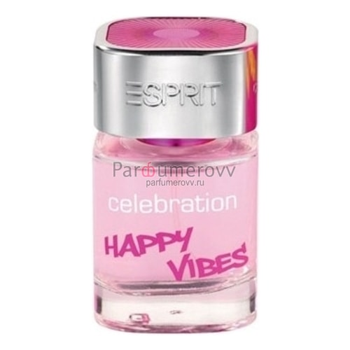 ESPRIT CELEBRATION HAPPY VIBES edt (w) 30ml TESTER