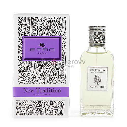 ETRO NEW TRADITION edt 100ml