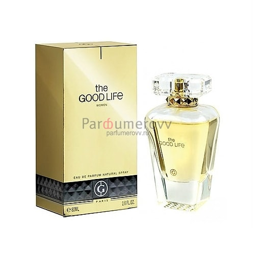 GEPARLYS THE GOOD LIFE edp (w) 80ml