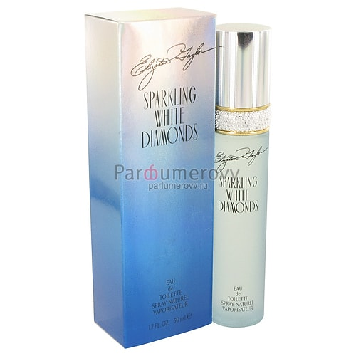 ELIZABETH TAYLOR SPARKLING WHITE DIAMONDS edt (w) 50ml