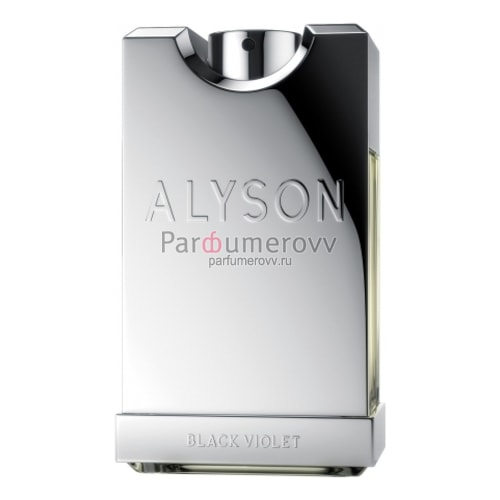 ALYSON OLDOINI BLACK VIOLET edp (w) 100ml