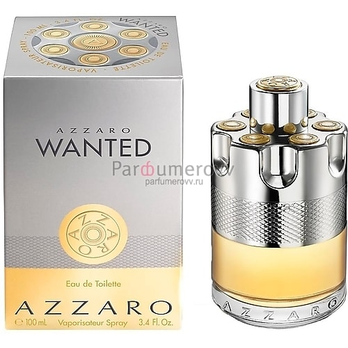 AZZARO WANTED edt (m) 100ml