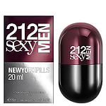 Carolina Herrera 212 Men Sexy Pills