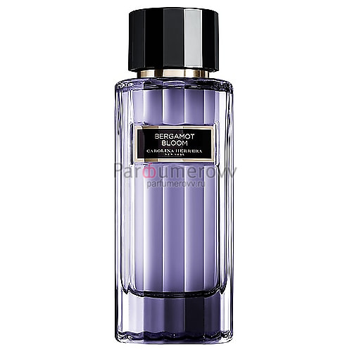CAROLINA HERRERA BERGAMOT BLOOM edt 100ml TESTER