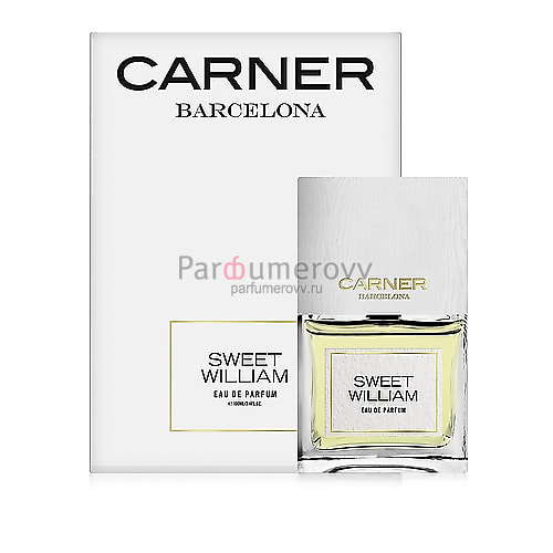 CARNER BARCELONA SWEET WILLIAM edp 50ml