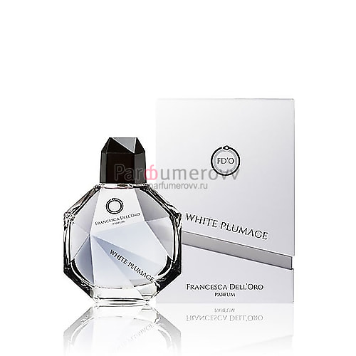 FRANCESCA DELL'ORO WHITE PLUMAGE edp (w) 2ml пробник