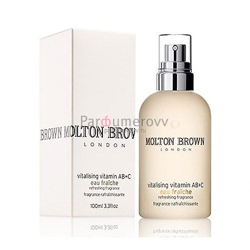MOLTON BROWN VITALISING VITAMIN AB+C EAU FRAICHE edt 100ml