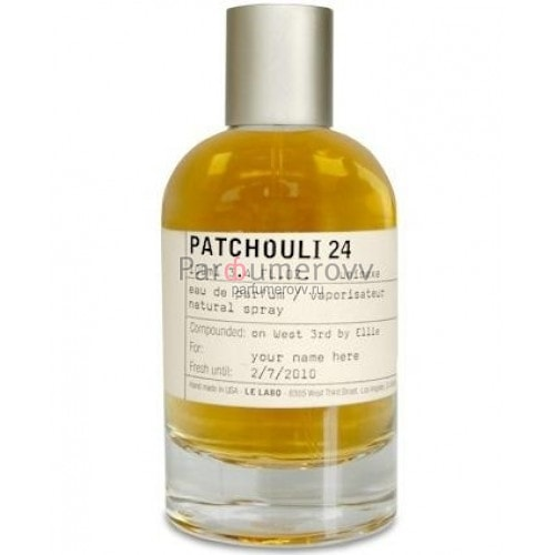 LE LABO PATCHOULI 24 edp 100ml
