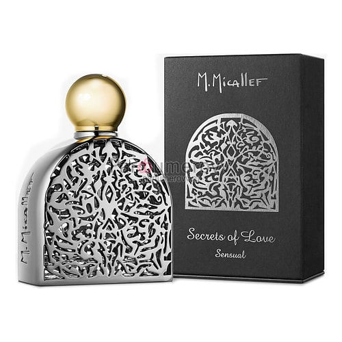 M.MICALLEF SECRETS OF LOVE SENSUAL edp (w) 5ml mini