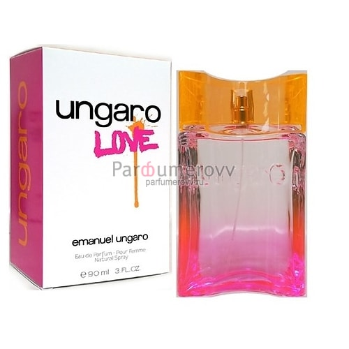 EMANUEL UNGARO LOVE edp (w) 90ml