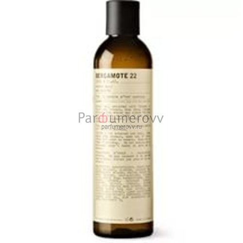 LE LABO BERGAMOTE 22 237ml sh/g