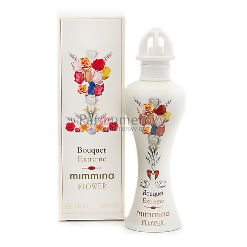 MIMMINA BOUQUET EXTREME edp (w) 100ml
