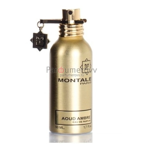 MONTALE AOUD AMBRE edp 50ml TESTER
