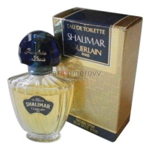 Шалимар  история во флаконе  парфюмистика