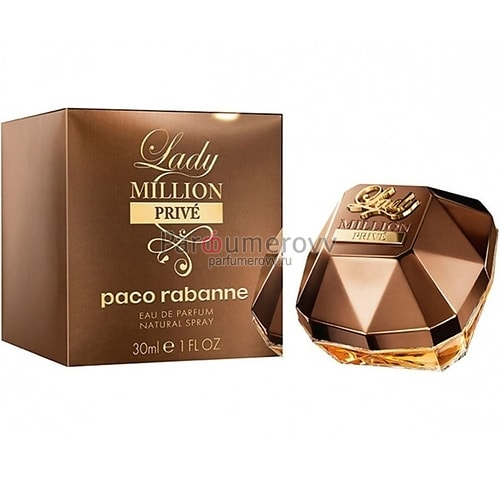PACO RABANNE LADY MILLION PRIVE edp (w) 50ml TESTER
