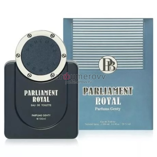 PARFUMS GENTY PARLIAMENT ROYAL edt (m) 100ml
