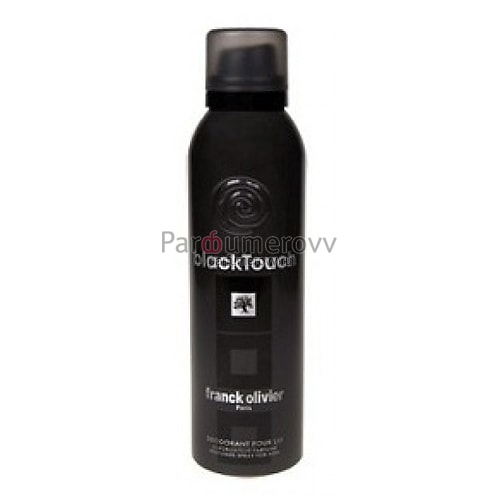 FRANCK OLIVIER BLACK TOUCH (m) 200ml deo