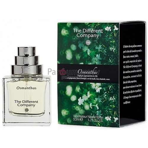 THE DIFFERENT COMPANY OSMANTHUS edt (w) 50ml
