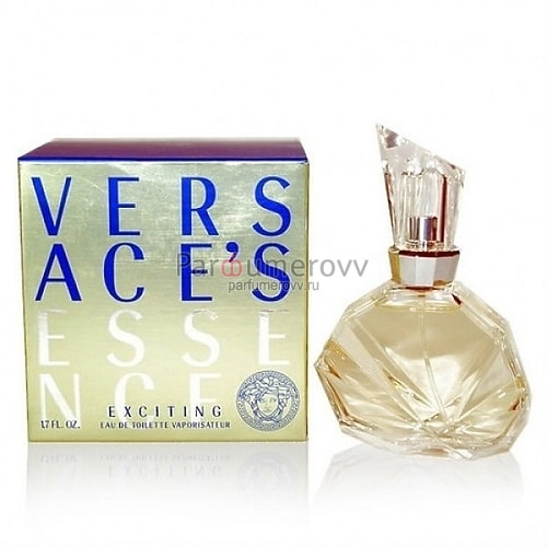 VERSACE ESSENCE EXCITING edt (w) 50ml