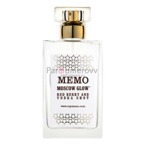 MEMO MOSCOW GLOW edt 50ml