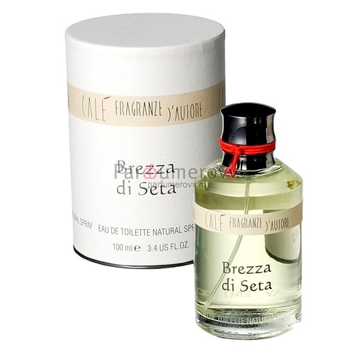 CALE FRAGRANZE D'AUTORE BREZZA DI SETA edp (w) 50ml
