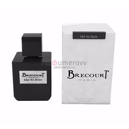 BRECOURT OFF TO IBIZA edp 50ml