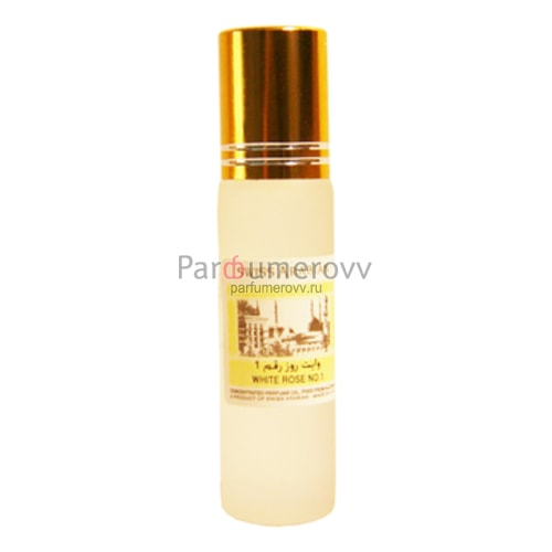 SWISS ARABIAN WHITE ROSE №1 30ml oil