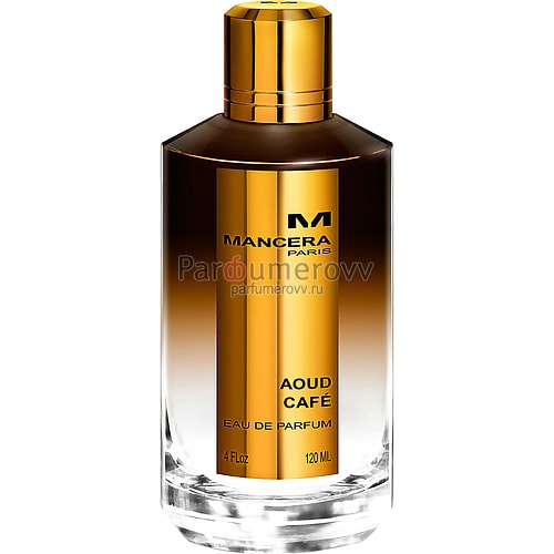 MANCERA AOUD CAFE edp 120ml TESTER