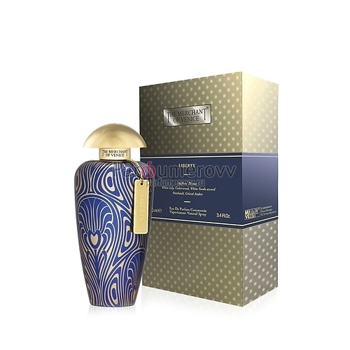 THE MERCHANT OF VENICE LIBERTY edp 100ml TESTER