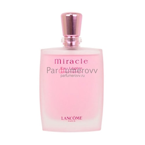 LANCOME MIRACLE EAU LEGERE SHEER FRAGRANCE edt (w) 100ml TESTER