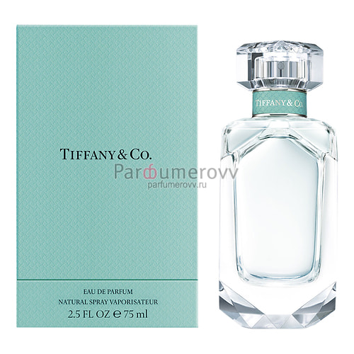 TIFFANY TIFFANY & CO edp (w) 75ml