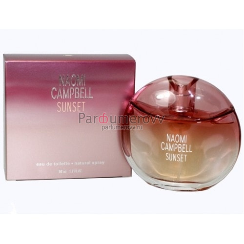NAOMI CAMPBELL SUNSET edt (w) 30ml