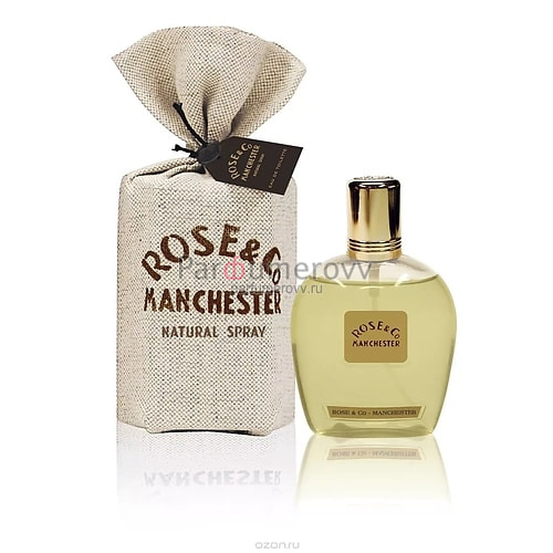 ROSE & CO MANCHESTER edt (w) 100ml