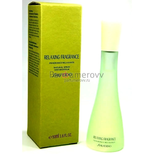 SHISEIDO RELAXING edp (w) 50ml
