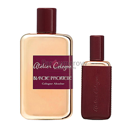 ATELIER COLOGNE BLANCHE IMMORTELLE COLOGNE ABSOLUE edс 100m + 30ml edc