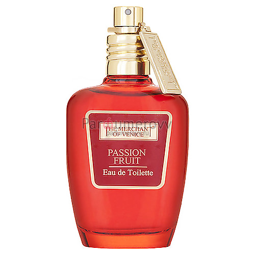 THE MERCHANT OF VENICE PASSION FRUIT edt (w) 50ml TESTER