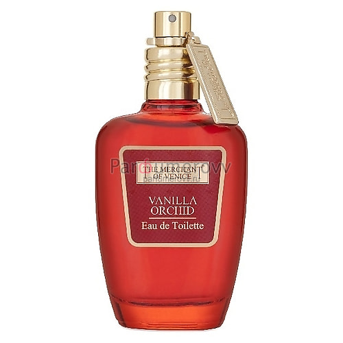 THE MERCHANT OF VENICE VANILLA ORCHID edt (w) 50ml TESTER