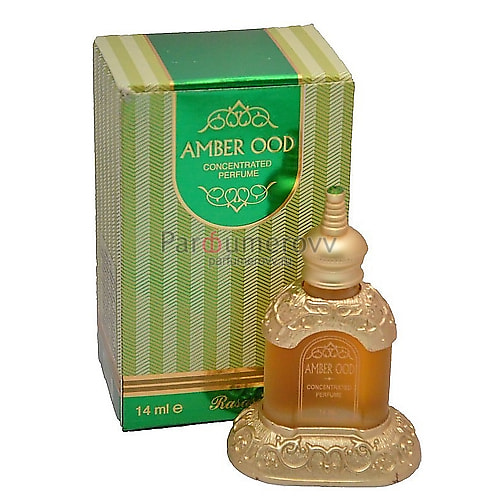 RASASI AMBER OOD 14ml oil